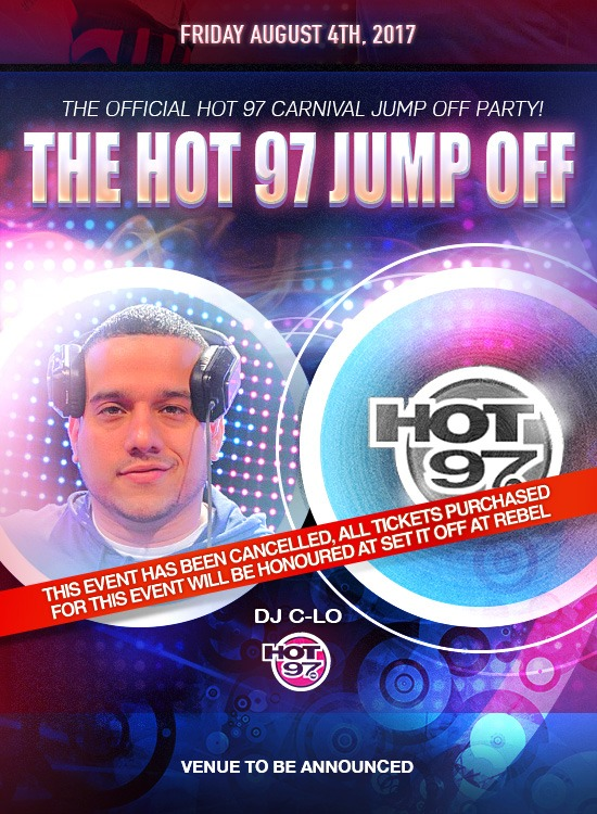 The Hot 97 Jump Off