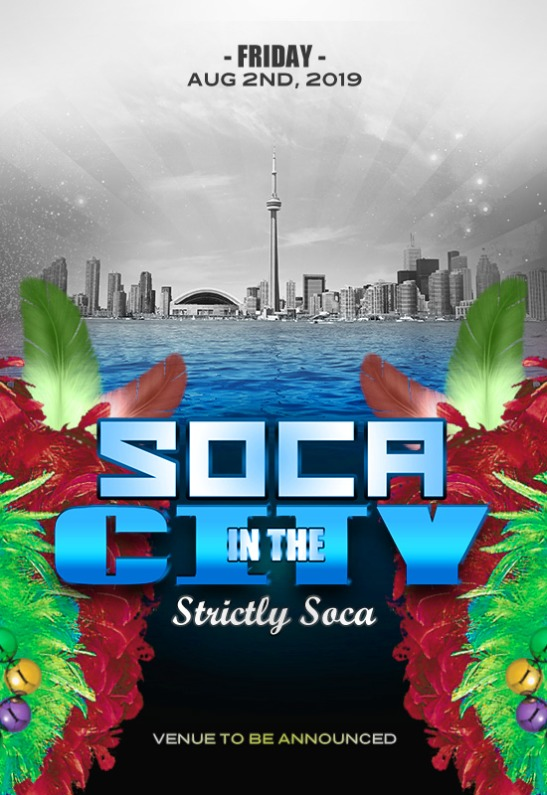 Soca In The City