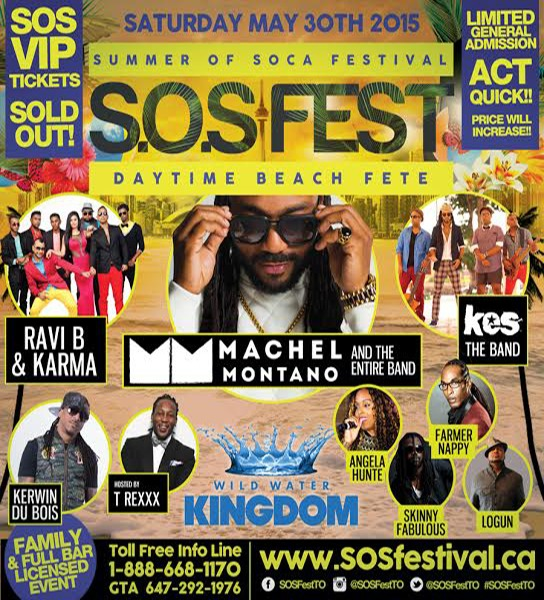 Summer of Soca Festival - Caribana Info & Tickets