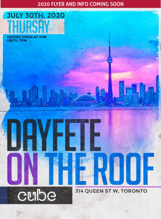 Dayfete On the Roof