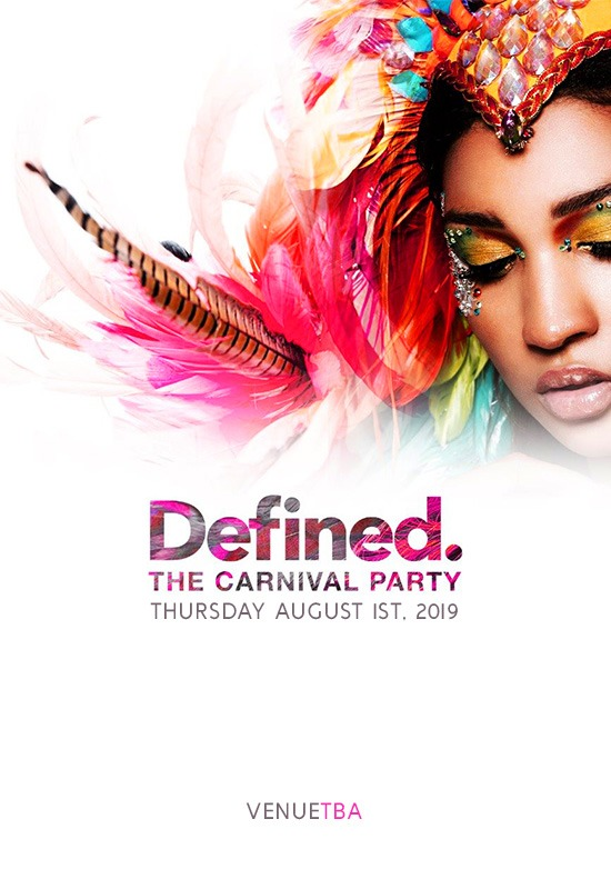 Defined. The Carnival Party