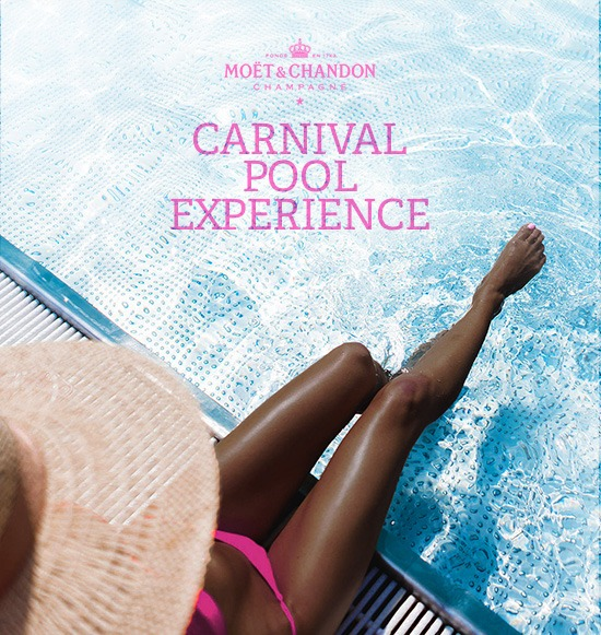 WARNERLIFESTYLE PRESENTS CARNIVAL POOL EXPERIENCE (Day Event)