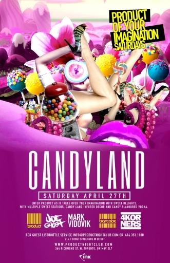 Candyland Caribana Info Amp Tickets