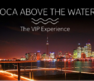 Soca Above The Water takes place at Atlantis right above Lake Ontario with breath taking views of Toronto.