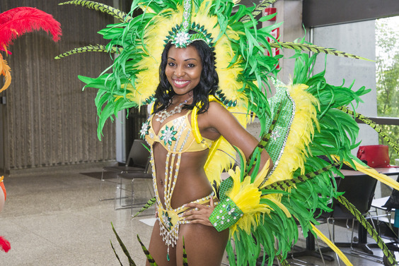 Caribbean Carnival Media Launch