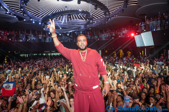Day Lit: French Montana Live