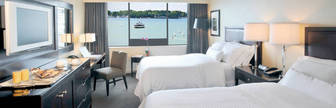 The Westin Harbour Castle Toronto Premium Rooms