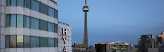 Hyatt Regency Toronto High Floor Double