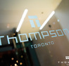 King West Lifestyle | Thompson Lobby Bar | Oct 12