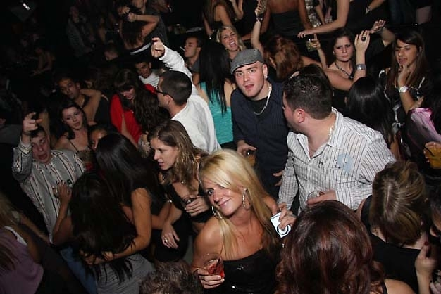 Can suggest Tryst nightclub toronto for support